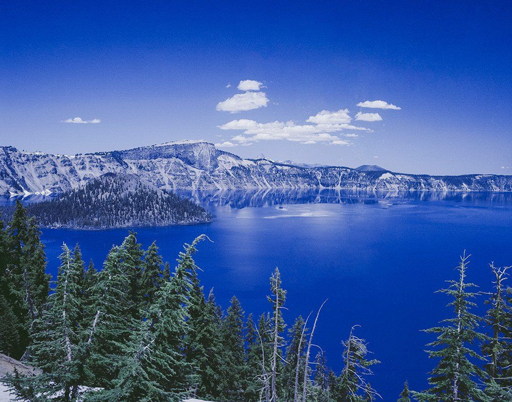 The Deep Blue, Crater Lake, Oregon #craterlakeoregon