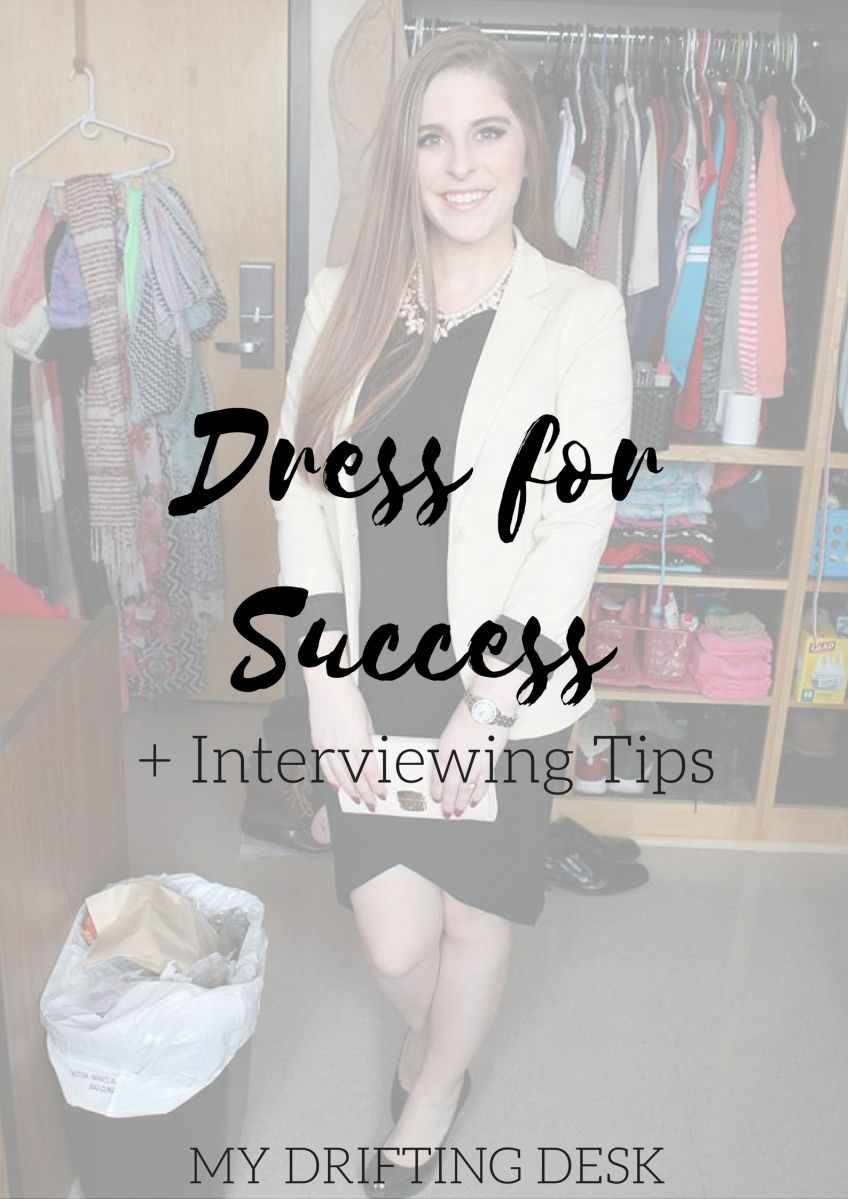 How to Dress for a College Interview  Interviewing Tips  College