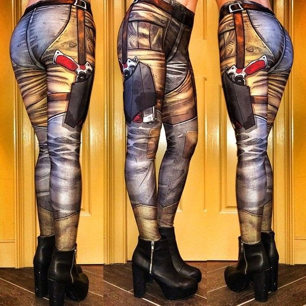 borderlands 2 a real boy can t find pants
