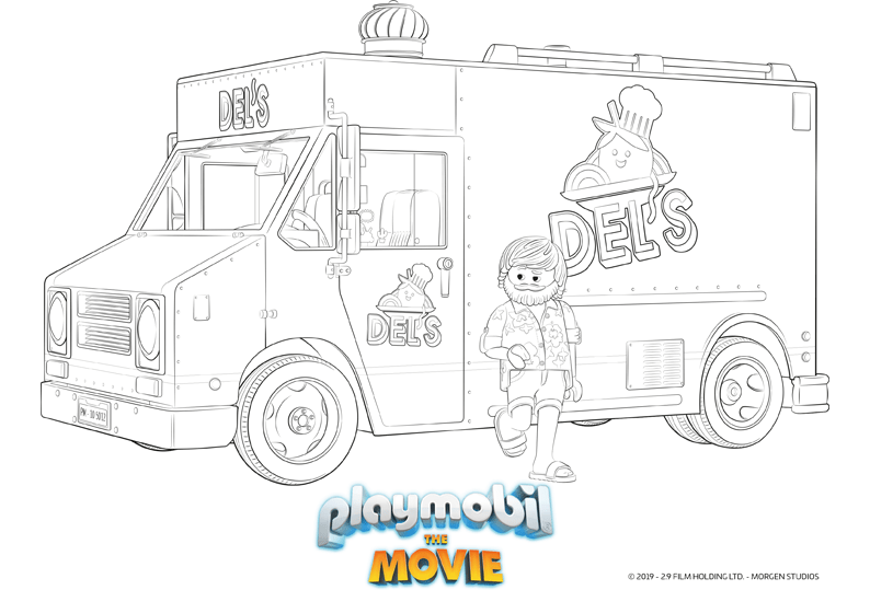 Playmobil The Movie Coloring Sheets Gift Ideas Coloring Pages Printable Activities Coloring Sheets