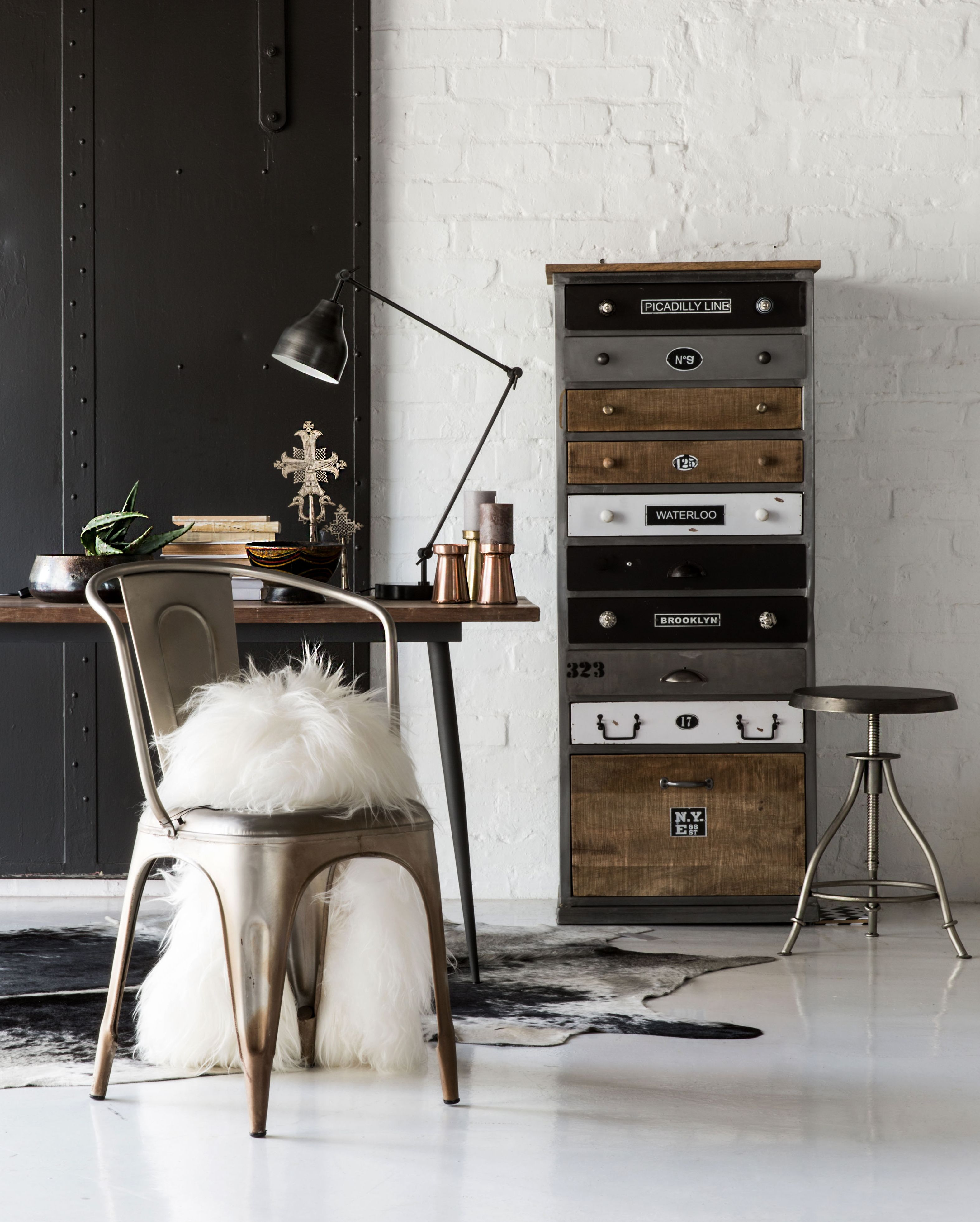 Tremendous Add An Industrial Cupboard To Your Workspace Weylandts Ncnpc Chair Design For Home Ncnpcorg