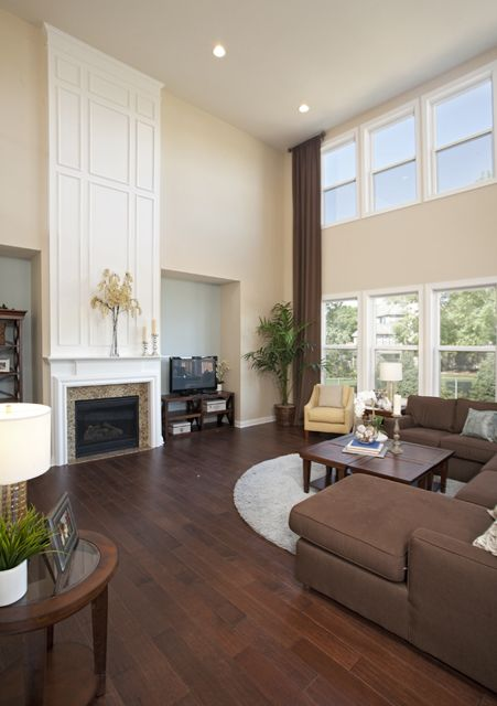 Pulte Homes, Hidden Bluffs In West Bloomington. Two Story Family Room.  Starts At
