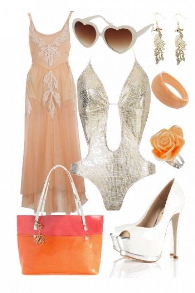 I love this outfit on Fantasy Shopper #fashion