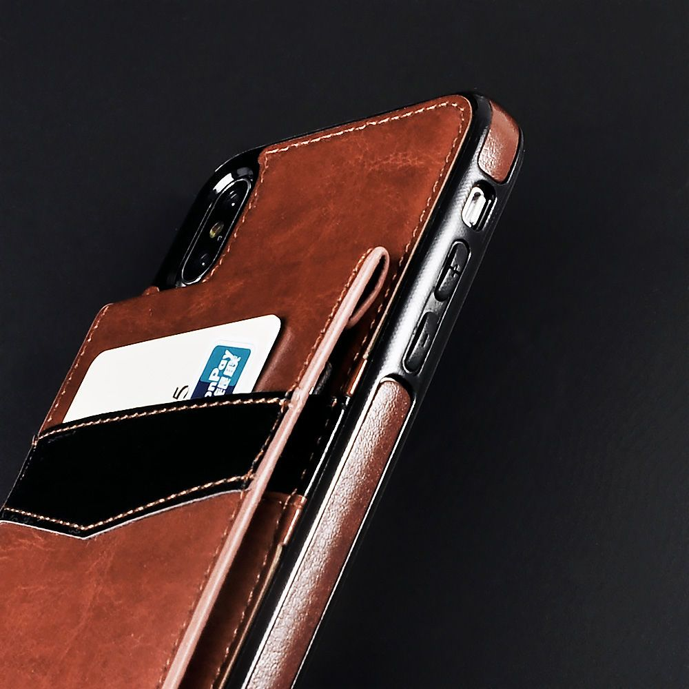Luxury Flip Leather Wallet Cases For Iphone In 2020