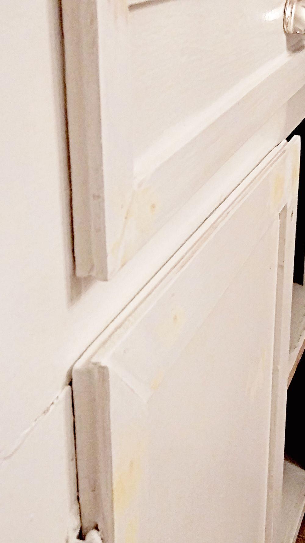 DIY Cabinet Trim Update | Terrie | Pinterest