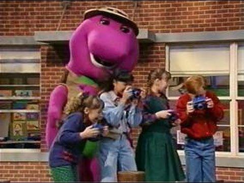Barney Friends Camera Safari Season 3 Episode 15 Youtube
