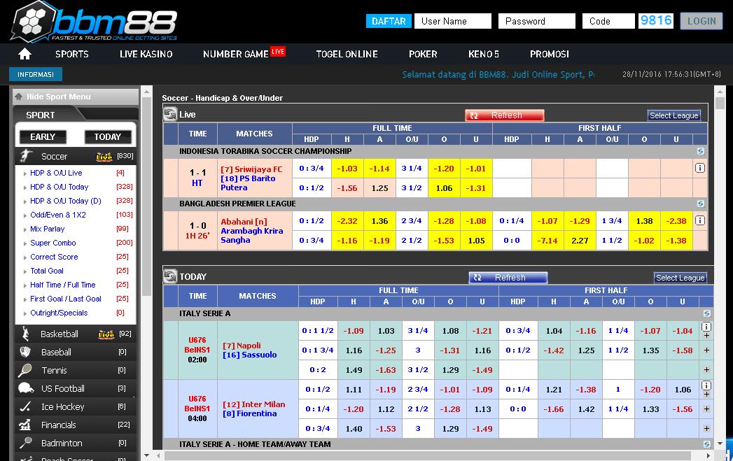 BBM88.COM Agen Bola Online, Bandar Judi Online, Casino Online, Agen Poker dan Togel Online Terpercaya – Referensi Daftar Poker Online Terpercaya