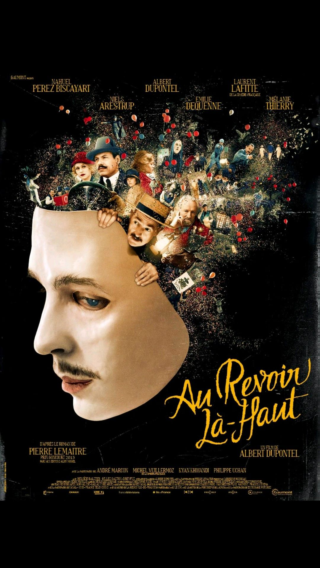 Au revoir là-haut/See You Up There (2017-France) dir. Albert Dupontel