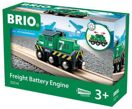 Brio 33214  - Locomotora a pilas