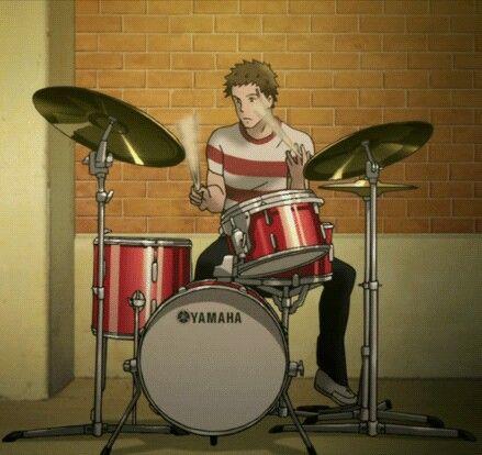 Fav Jazz Drummer Of All Time Favorite Anime Guys Anime Guys