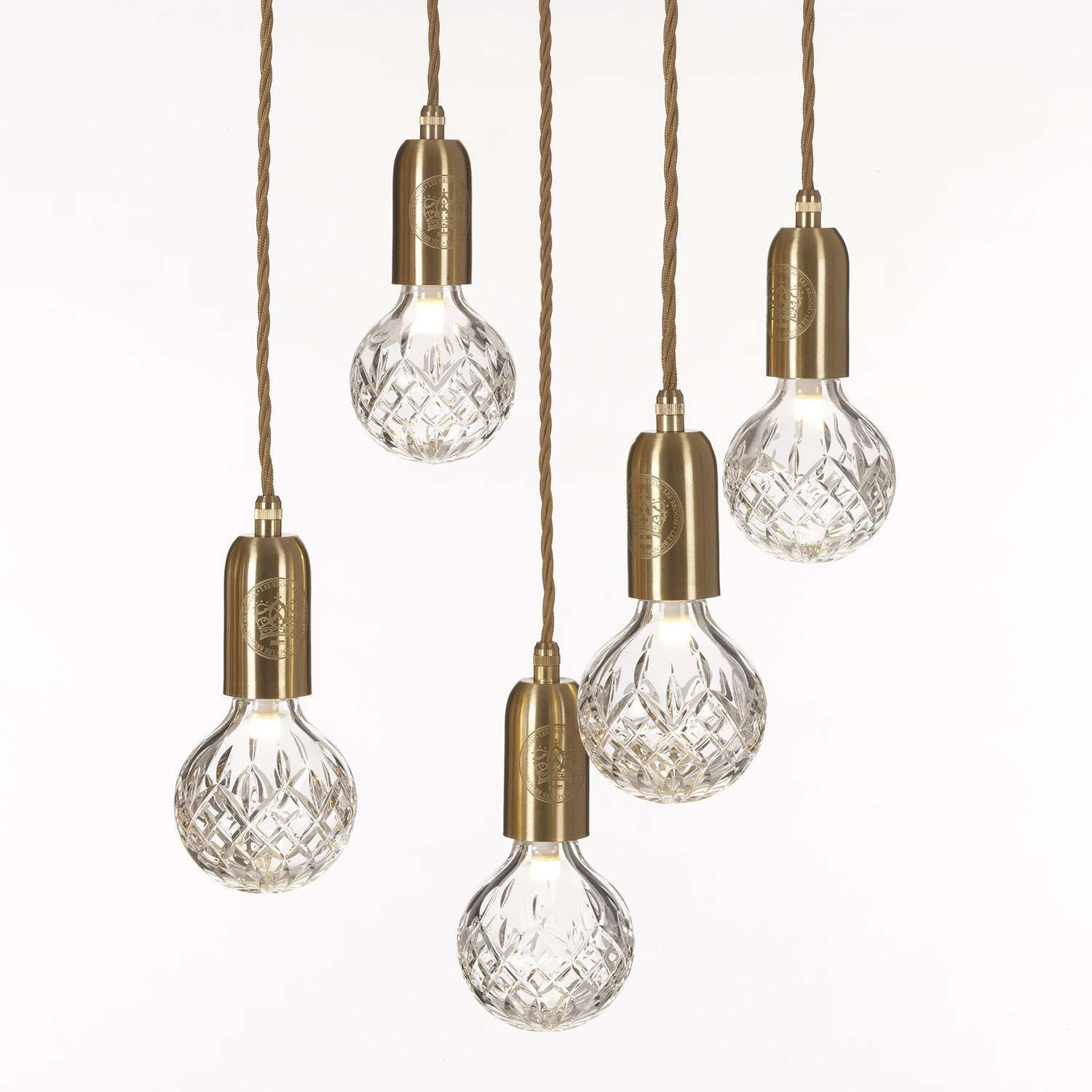 Clear Crystal Shown In Grouping With Images Ceiling Pendant Lights Pendant Light Led Pendant Lights