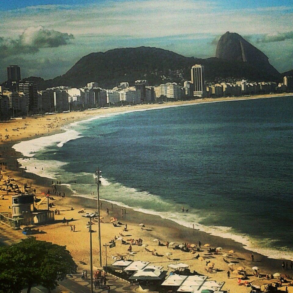 Copacabana Rio, Rio de janeiro e Copacabana