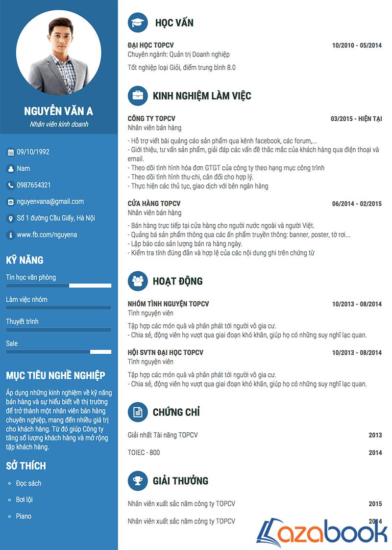 CV xin việc   Design   Pinterest   Template, Cv template and Free cv ...
