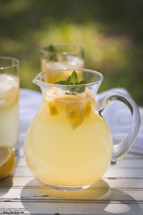 This fresh squeezed Lemonade recipe will blow your mind youll Mein Blog: Alles rund um die Themen Genuss & Geschmack Kochen Backen Braten Vorspeisen Hauptgerichte und Desserts # Hashtag