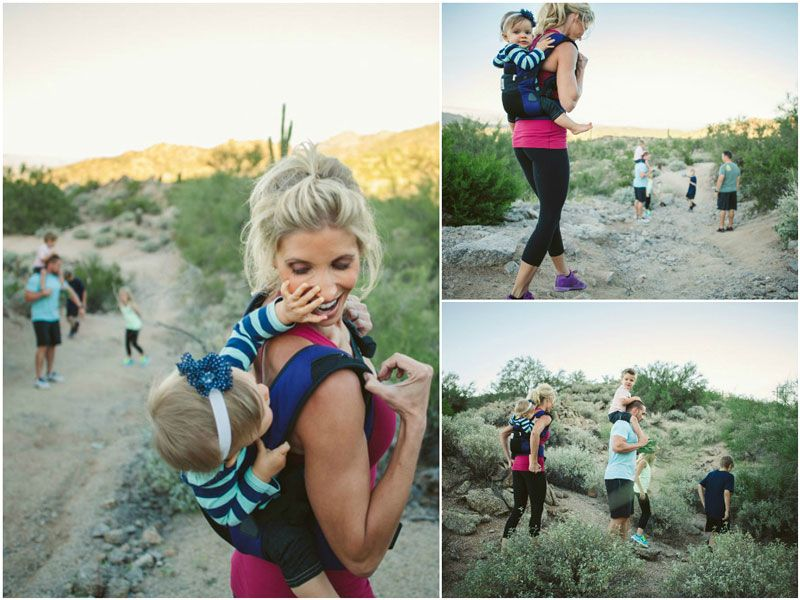 Hiking With The Family And The Ergobaby Baby Carrier Performance
