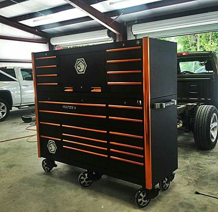 Pin by Adan Gonzalez on tool storage | Pinterest | Toolbox, Tool ...