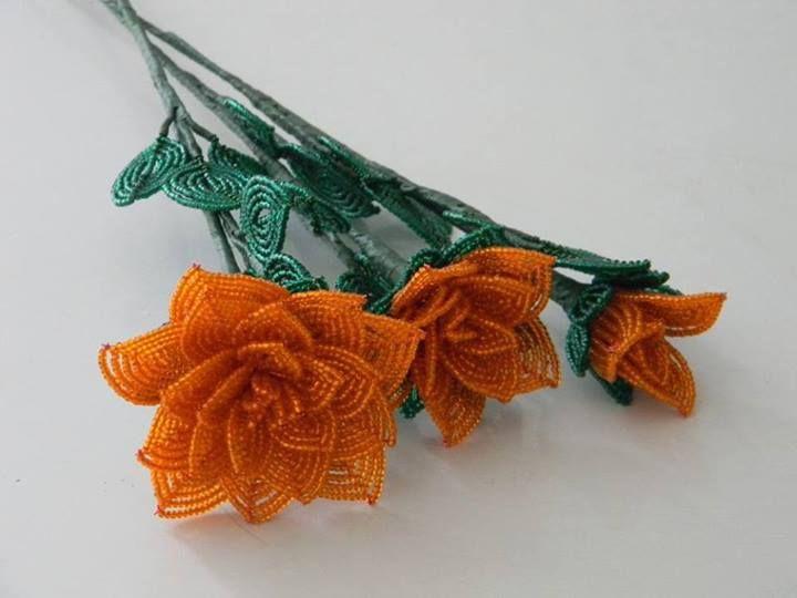 Crochet with beads,pune dore me rruza,lule me rruza,pune dore me rruza,handikraft,handikraft with beads,
