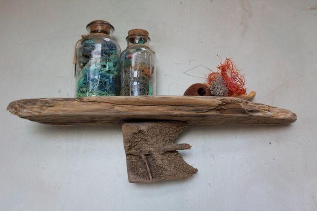 Driftwood Shelf, Driftwood Shelves, Drift wood shelf, Drift wood Shelves  61 cm £47.00