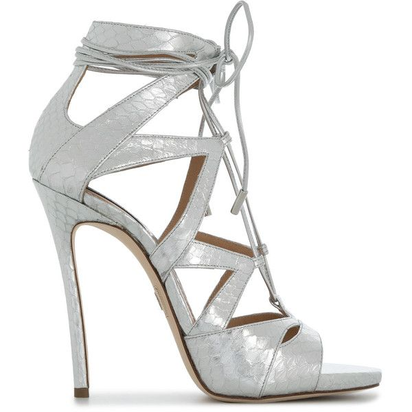Tie Me Up sandals - Grey Dsquared2 4PDSI24zc
