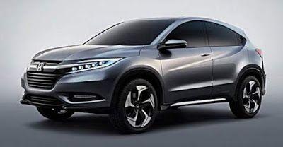 Honda Crv 2016 Suv 2017 Hrv Auto
