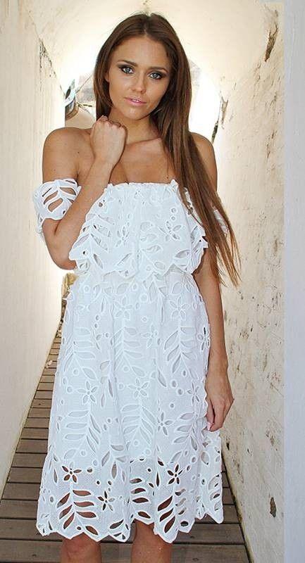Amado Vestido Ciganinha de Lese - Ref.1174 YJ02