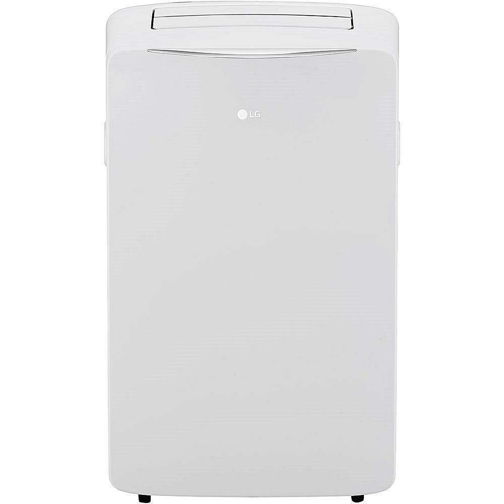 V portable air conditioner with wifi control in white for rooms
