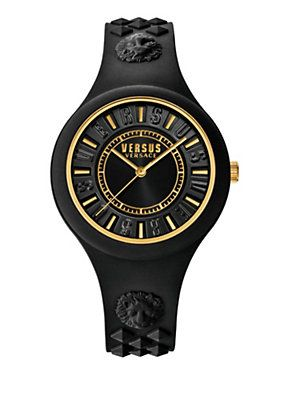Versace - Fire Island watch black  32ffdb684