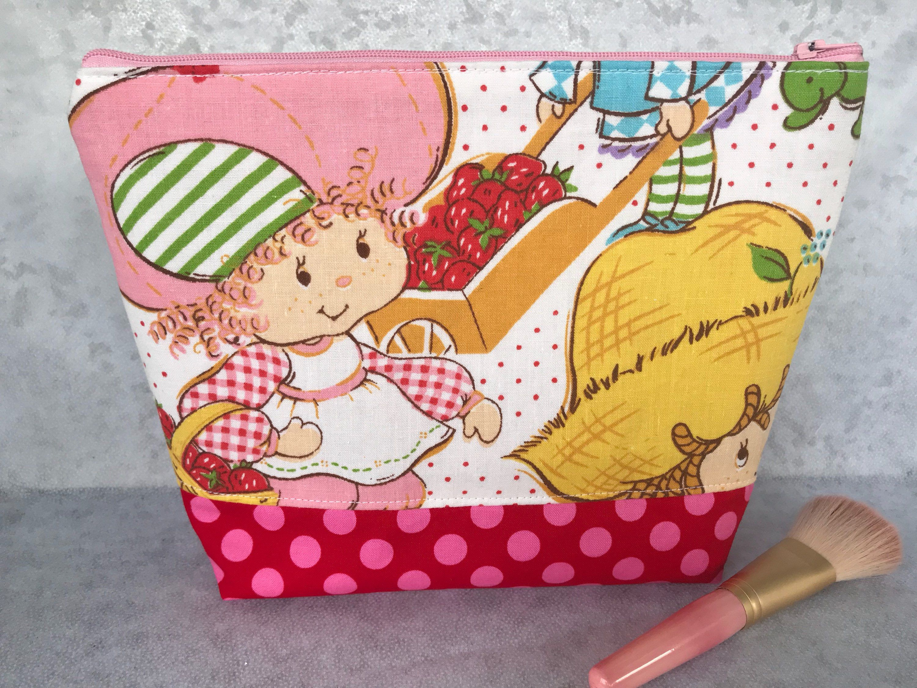 STRAWBERRY SHORTCAKE GIRL/'S COIN CHANGE PURSE
