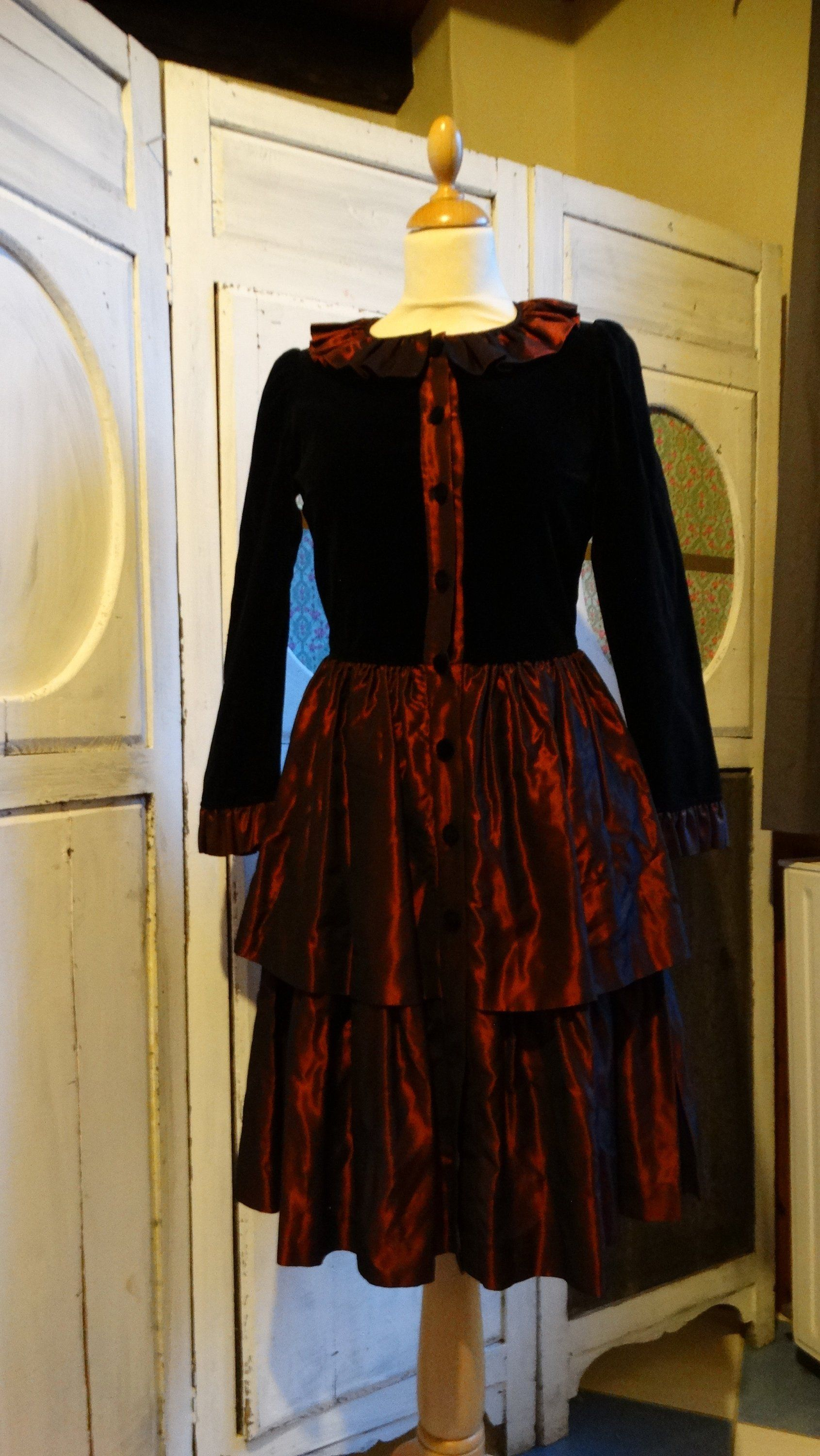 Robe femme vintage 1990 marque made in France marque BONPOINT taille 36
