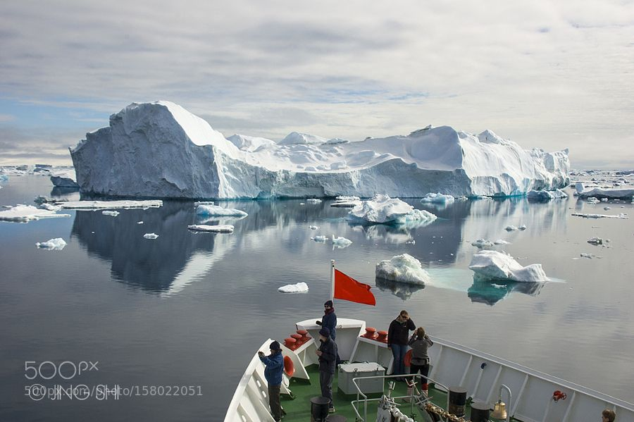 """Iceberg Ahead Go to http://iBoatCity.com and use code PINTEREST for free shipping on your first order! (Lower 48 USA Only). Sign up for our email newsletter to get your free guide: """"Boat Buyer's Guide for Beginners."""""""