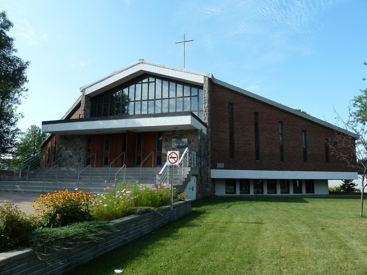 Longueuil (église St. Mary), Québec, Canada (45.482075, -73.474872)