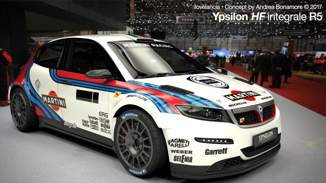 Lancia y rally