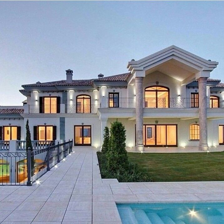 Dream Home ~ luxury home, dream home, grand mansion, wealth and pure - new blueprint wealth australia