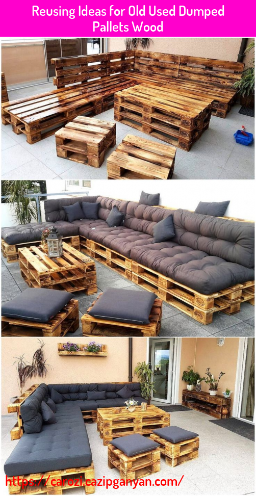 reusing ideas for old used dumped pallets wood diy on extraordinary ideas for old used dumped pallets wood id=72512