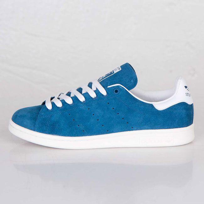 meilleur service 09f34 cb3e7 adidas Originals Stan Smith Tribe Blue | Sneakers | Adidas ...