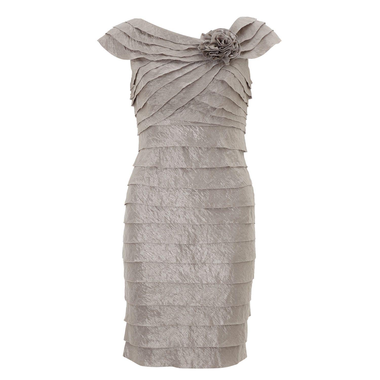 London times shimmer shutter panel dress tk maxx for Tk maxx dresses for weddings