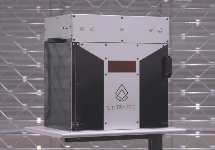 Desktop Sintratec Sls 3d Printer Unveiled For 3 999 Printer 3d Printing Business 3d Printing Technology