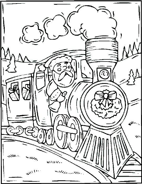 Coloring Page Train Coloring Pages Coloring Pages Abstract