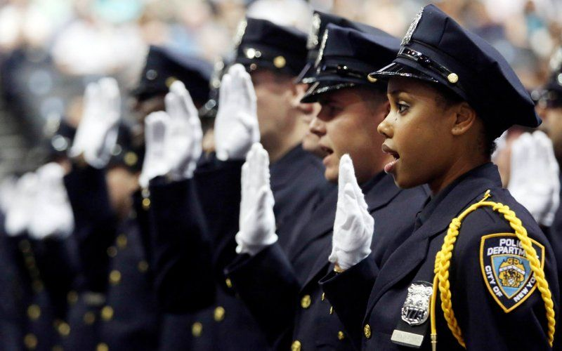 what to wear to nypd graduation