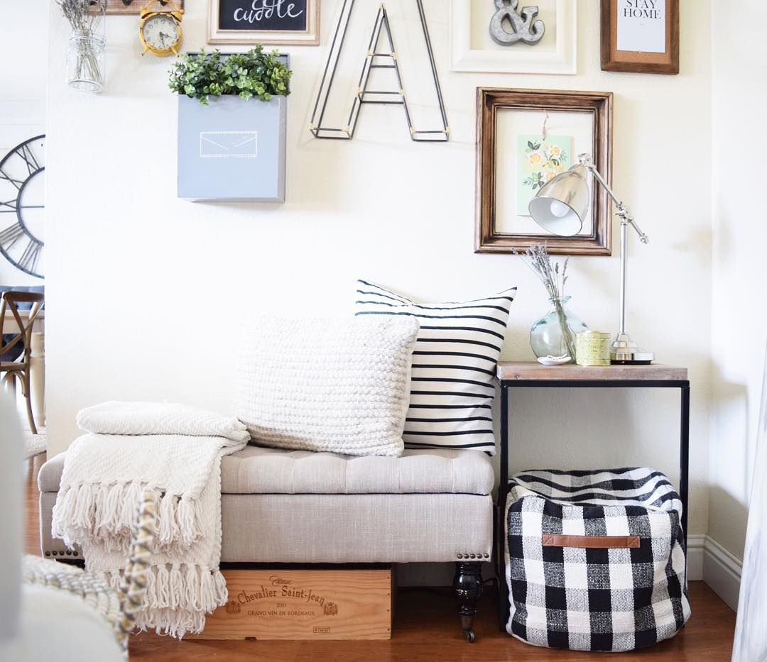 Almafied modern farmhouse home throw pillows