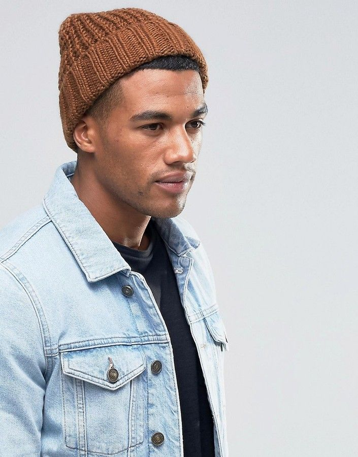 7bdf53dba Chunky Fisherman In Tobacco by Asos at ShopStyle.   For The Men ...
