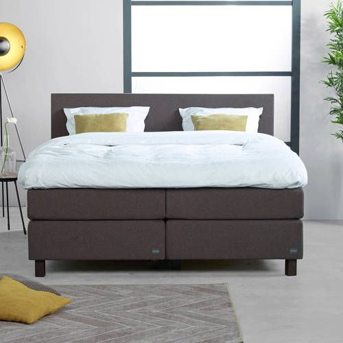 Compleet Bed Met Matras 160x200.Energy Complete Boxspring Energy By Eastborn 160x200 Cm In