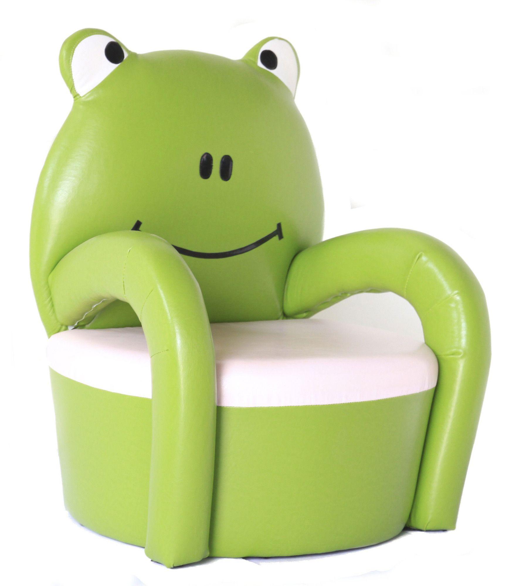 Frog Kids Chair Cane Design SKU CDE1097 Sale Price80