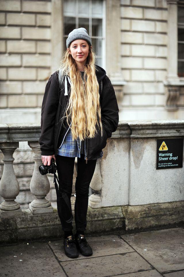 Streetstyle: London Fashion Week, Day 2 - Miista