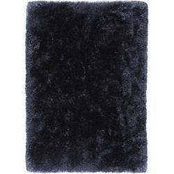 Photo of benuta Essentials Hochflor Shaggyteppich Bright Blau 120×170 cm – Langflor Teppich für Wohnzimmerben