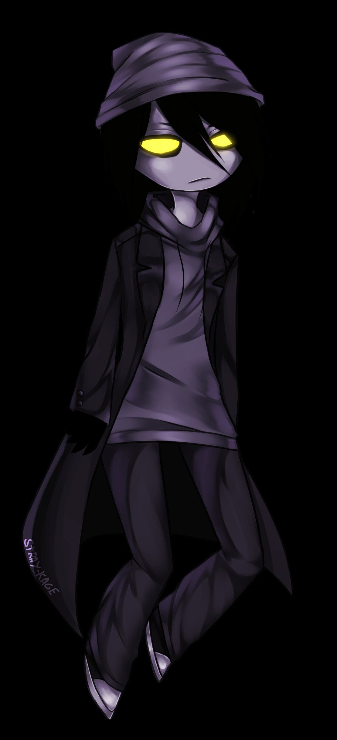 The Puppeteer by Stray-Kage on deviantart | Yes yes and one thousand