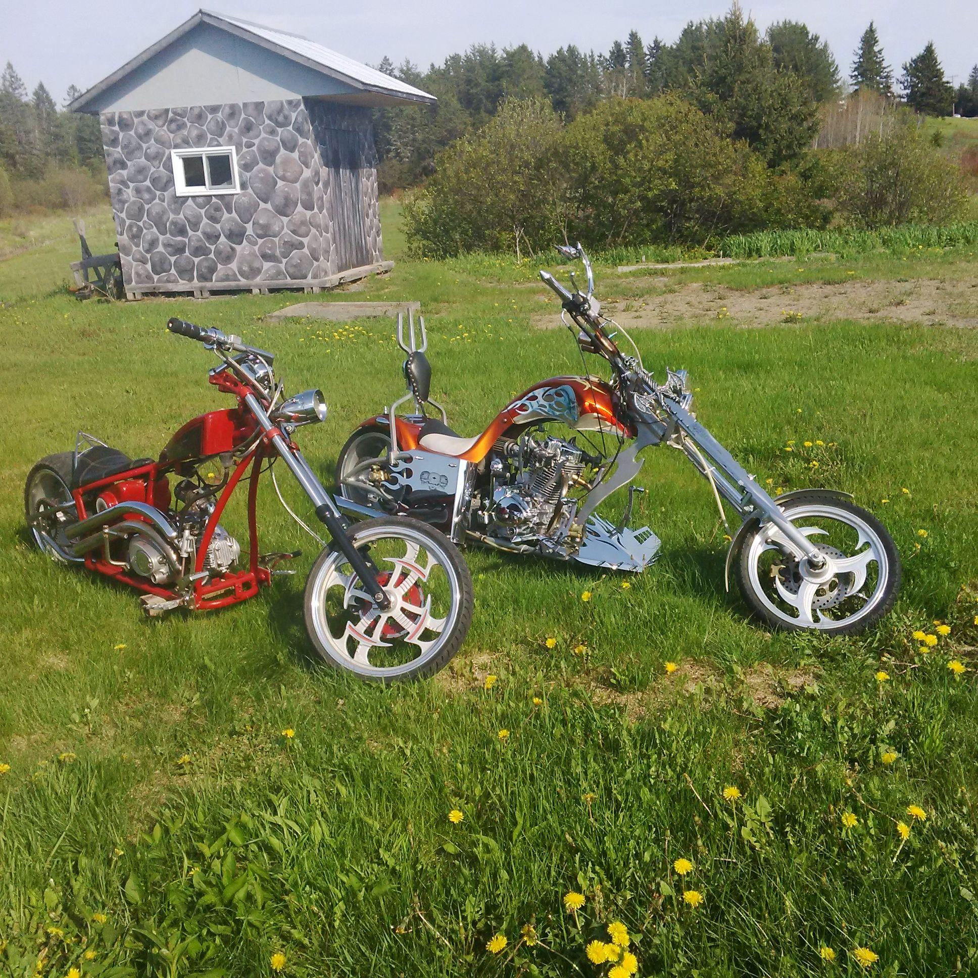 Used 200cc Mini Motorcycle – Jerusalem House