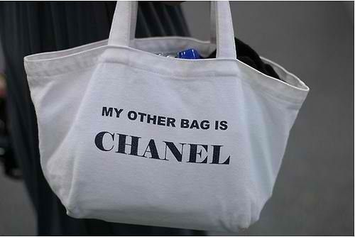5dcbf00633f3 my other bag is chanel
