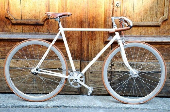 Fioretto - Novecentocicli, realizza biciclette personalizzate artigianalmente. Componenti vintage e realizzazioni ''sartoriali''.