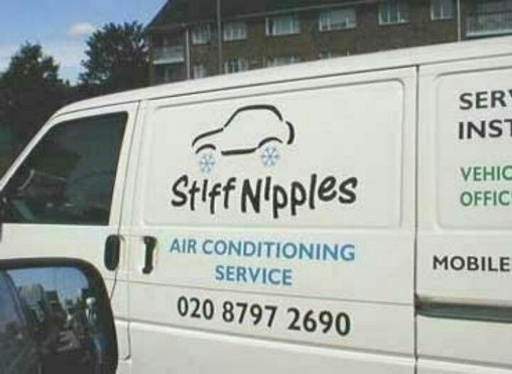 Best Hvac Company Name Classic Company Names Funny Signs